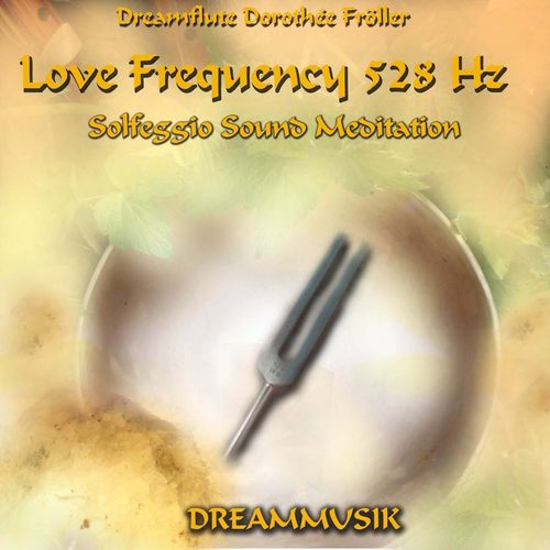 Solfeggio Love Frequency 528 Hz - Meditation Music