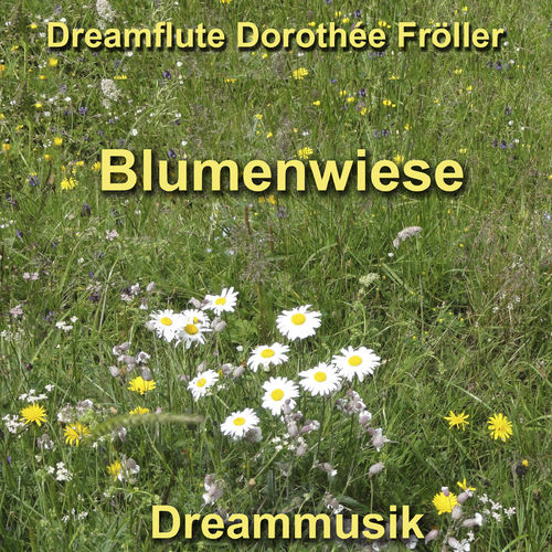 Flower Meadow - Relaxing Music ForTable Harps
